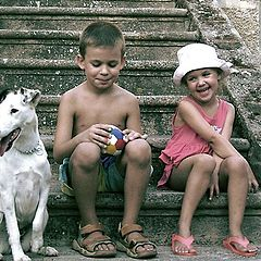 "photo ""Trio"""