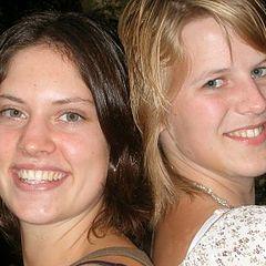 """photo """"Heidi and Renee"""""""