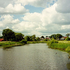 """фото """"Cloudy weather in Suzdal"""""""