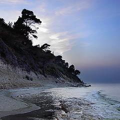 "photo ""Evening, high water"""