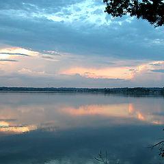 "photo ""A lake in Sebezh"""