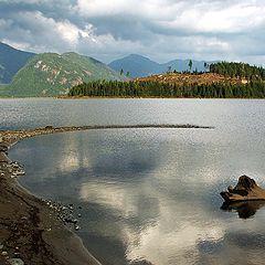 """фото """"Горное озеро....."""""""