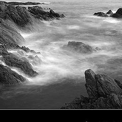 "фото ""rock and sea"""