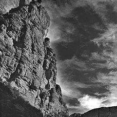 "photo ""Fish Creek Canyon"""