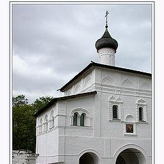 """photo """"The Suzdal etudes - 3"""""""