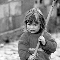 "фото ""Child labour?"""