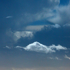 """фото """"Clouds in the sky"""""""