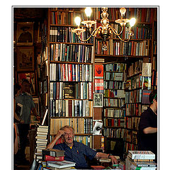 """фото """"The Old Bookseller"""""""