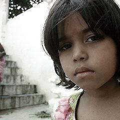 "фото ""Girl in Udaipur"""