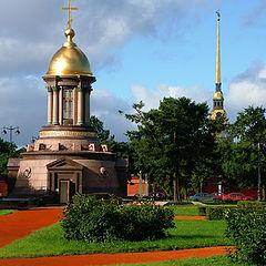 "фото ""Санкт- Петербург в цвете:)"""