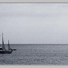 "фото ""Between sky and sea"""