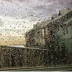 """фото """"rainy window"""""""