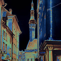 "фото ""Old Street`s Light"""