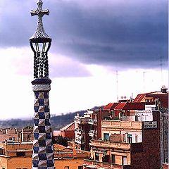 """photo """"It is a little Gaudi"""""""