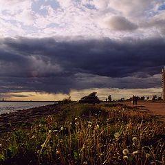 "photo ""Soon a thunder-storm"""