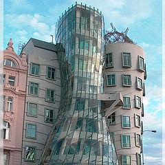 "фото ""Urban Tango (Prague in details)"""