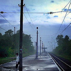 "photo ""On a substation. p2"""
