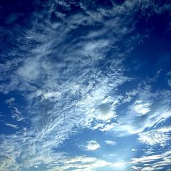 """фото """"Небесный Ланшафт"""""""