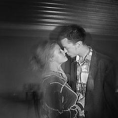 "фото ""the Kiss"""