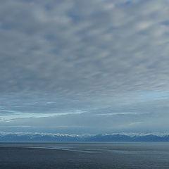 """фото """"Под мягким покрывалом облаков"""""""