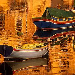 "фото ""Two boats"""
