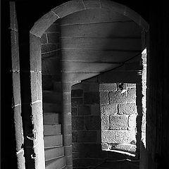 """фото """"Старая лестница"""""""