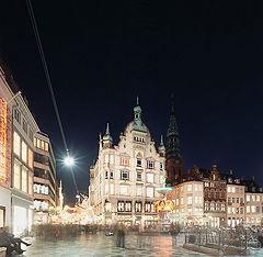 "фото ""Copenhagen nights"""