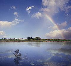 "photo ""Alentejo rainbow"""