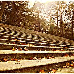 "фото ""autumn stairs"""