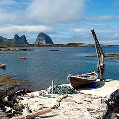 """фото """"From the coast of Norway"""""""