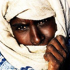 "фото ""Ababda woman."""