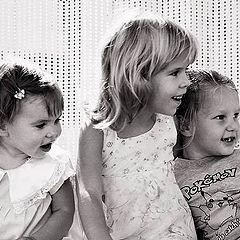 """фото """"Trio B&W"""""""