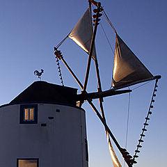 "photo ""Golden sail"""