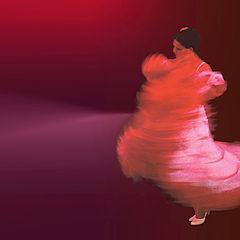 "photo ""Sevilhane dancer"""