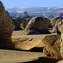 "фото ""Desertscape #2"""