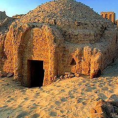 "фото ""Ancient Adobe Tombs #1"""