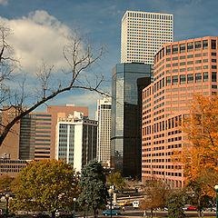 "photo ""Denver. Downtown."""