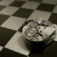"фото ""Анатомия времени"""