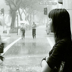 "фото ""It`s raining"""
