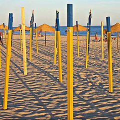 """фото """"Late afternoon at the beach"""""""