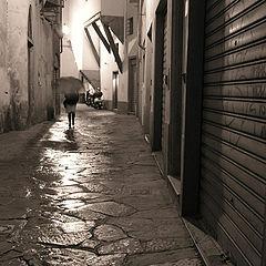 """фото """"Флоренция. Дождь."""""""