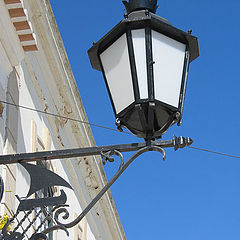 "фото ""Algarve, Portugal - Street Light"""