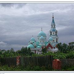 "photo ""Valaam's monastery (alternative 2)"""