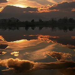 "фото ""Sunset And Romance"""