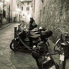 """фото """"Флоренция. Вечер."""""""