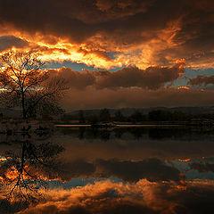 "фото ""Sunset In November"""