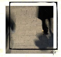 "фото ""the yellow shoe"""