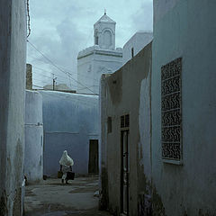 """фото """"in the streets of old Kairouan"""""""