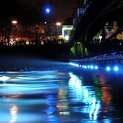 "фото ""Lights And Water"""