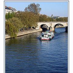 "photo ""River walk"""